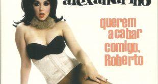 """Dica de som: Karine Alexandrino """"Querem acabar comigo, Roberto"""" por Edson Kah"""