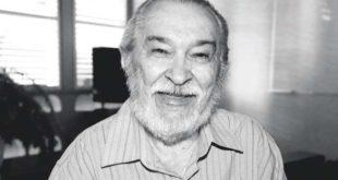 José Louzeiro, sempre do outro lado da linha do trem POR LUIZ ALBERTO SANZ