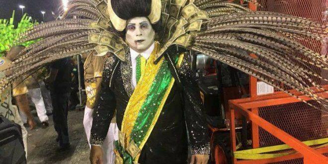 Um Carnaval que deu nome aos bois por TATIANA PY DUTRA