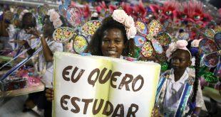 E as escolas de samba voltaram ao palco principal – BERNARDO PILOTTO