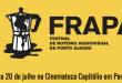 Protagonismo feminino vira tema em festival de roteiro – FRAPA –