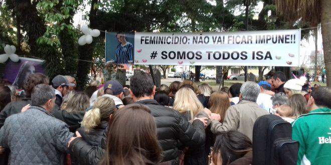 #SANTAMARIA: JUSTIÇA PARA ISADORA