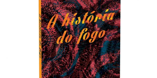 """#SP LANÇAMENTO DE LIVRO: """"A história do fogo""""de Andrea de Barros"""