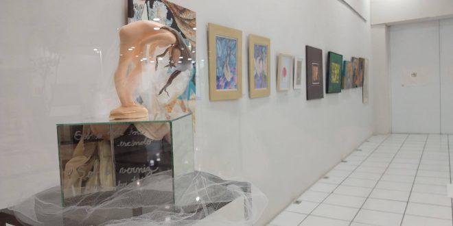 """Exposição """"Somos Muitas"""" promove roda de conversa com artistas"""